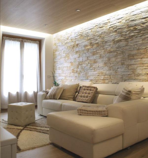 Rivestimenti in pietra per interni vendita e installazione