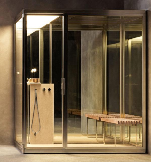 Sauna per casa privata in vendita in provincia di Pisa